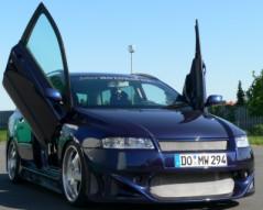 MW Motorsport Fiat Stilo
